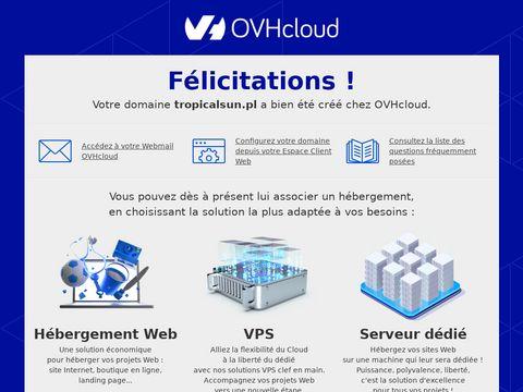 Tropicalsun.pl - biuro podróży