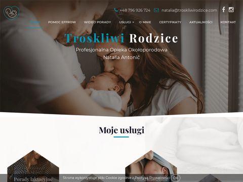 Troskliwirodzice.com - Położna z Poznania