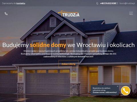 Budowa i projekty domów Wrocław i okolice