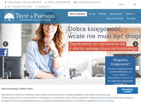 Biuro Rachunkowe Trust Partners Kraków
