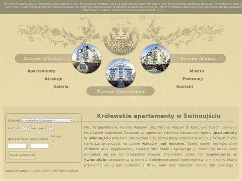 Trzy-Korony.pl Apartamenty w ÅšwinoujÅ›ciu
