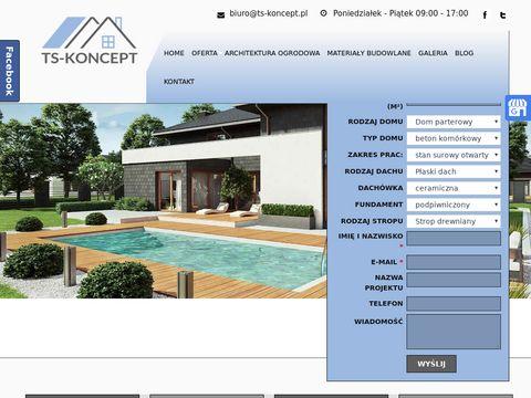Ts-koncept.pl Budowa domów