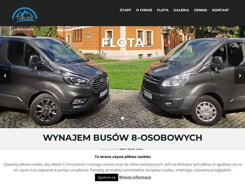 Wynajem busa 9 osobowego Wroc艂aw - turlind.com