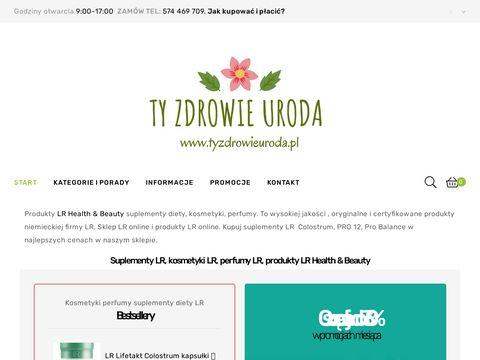 TyZdrowieUroda.pl sklep LR
