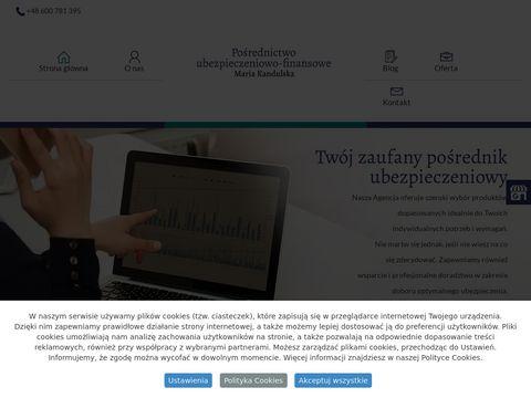 Ubezpieczeniakandulska.pl ubezpieczenia rolne granowo