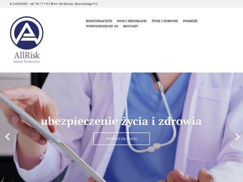 Agent Ubezpieczeniowy Gliwice Jarosław Bielecki