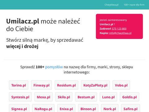 Umilacz.pl - Tak milo jeszcze nie bylo !!!