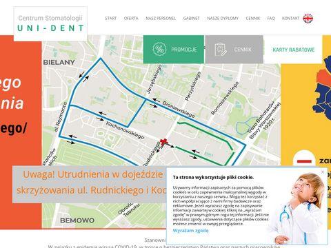 UNI-DENT stomatolog bielany