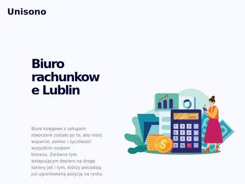 Biuro rachunkowe UNISONO