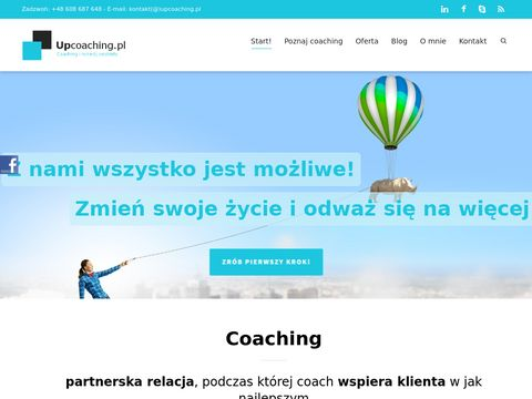 Coaching Pozna艅