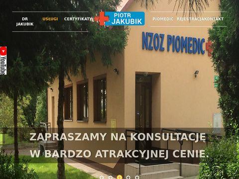 Urolog Kraków - Piomedic Kraków - lekarz Zielonki