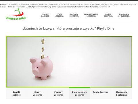 3. Ortodoncja pomo偶e Twoim wadom zgryzu uzyska膰 U艣miech Na Medal.