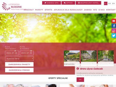 Www.uzdrowiska-klodzkie.pl Dom wczas贸w
