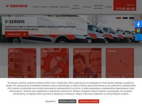V SERWIS stacje uzdatniania wody Poznań