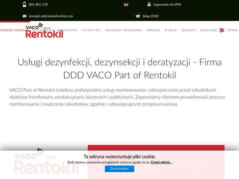 Profesjonalne usługi DDD - Vaco