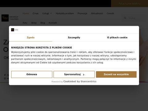 Www.velvetclinic.pl poprawa owalu twarzy