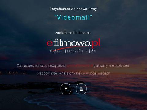 VideoMati - videofilmowanie i fotografia