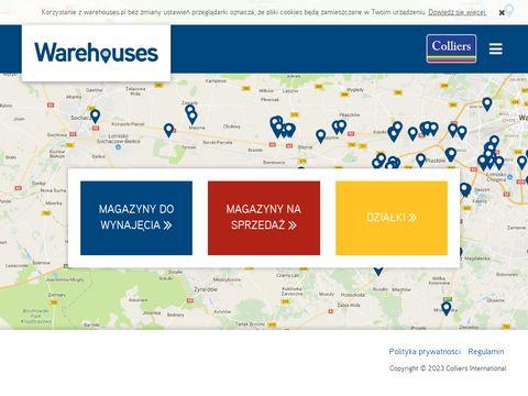 Po艣rednictwo przy transakcjach najmu - Warehouses.pl
