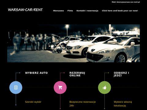 Warsaw-car-rent.pl pewna wypo偶yczalnia