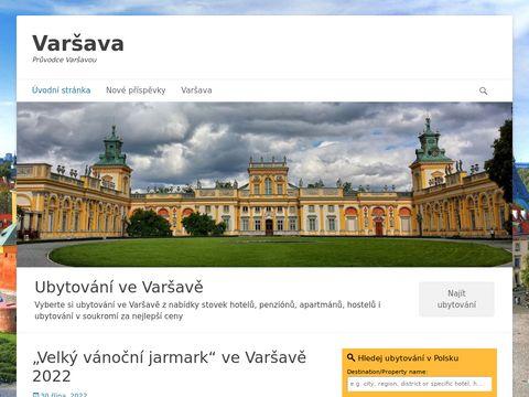 Warszawa.cz - portal i forum regionalne