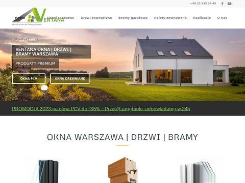 Okna Warszawa Okna Drewniane Warszawa