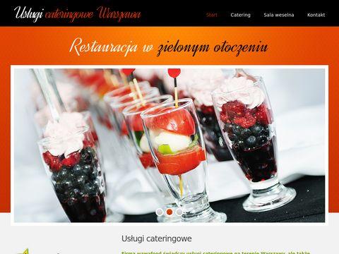 Jedzenie w Warszawie