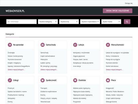 WebAdviser - audyty stron internetowych
