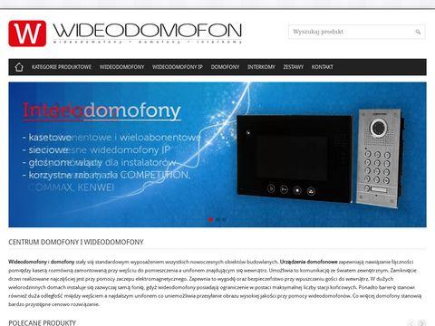 Wideodomofony i Domofony