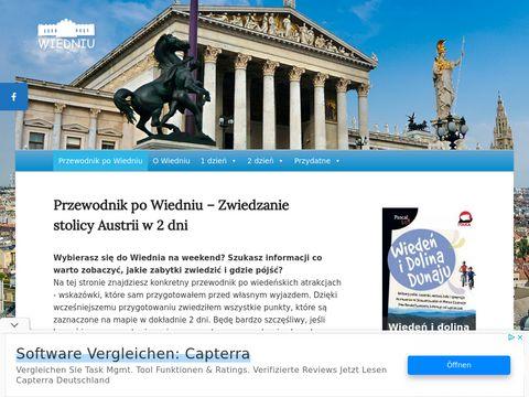 Wiedniu.pl :: Wiedeń przewodnik
