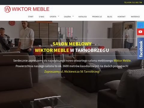 Wiktormeble.pl aran偶acja wn臋trz