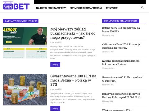 Legalni bukmacherzy w Polskim internecie