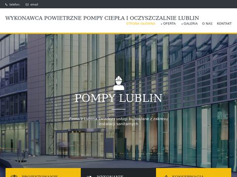 Wentylacja, rekuperacja Lublin