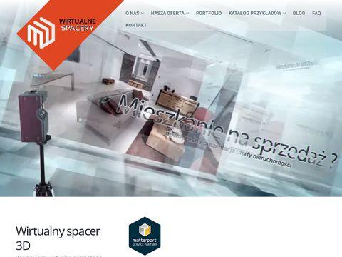 Wirtualne-spacery.pl