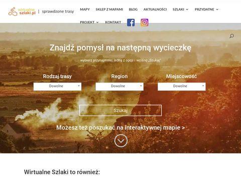 Wirtualne Szlaki Kujawsko - Pomorskiego
