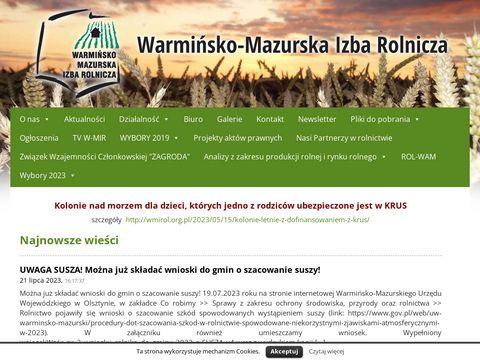 Warmińsko-Mazurska Izba Rolnicza