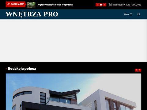 Wnętrza PRO - Remonty, Adaptacje, Wykończenie wnętrz. Poznań