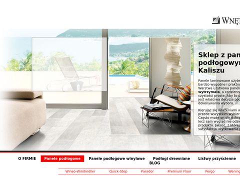 Hurtownia i Sklep - panele podłogowe Premium KALISZ