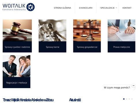 Wojtalik.com.pl - kancelaria adwokacka zabrze