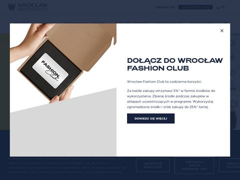 Wroc艂aw Fashion Outlet