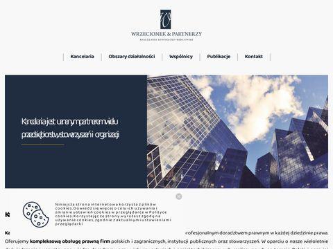 Obsługa prawna firm. Koncelaria radcy prawnego - Poznań