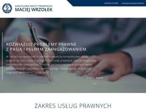Postępowanie spadkowe Wrocław, nakaz zapłaty - Radca Prawny M. Wrzołek