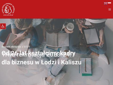 Studia Zaoczne 艁贸d藕