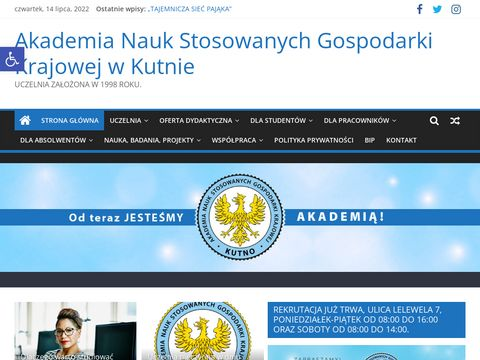 Wsgk.com.pl bezpiecze艅stwo narodowe kutno