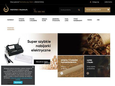 Tanie papierosy Sklep www.wszystkodopalenia.pl