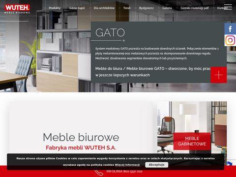 Wuteh - fabryka mebli biurowych i hotelowych