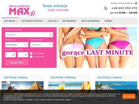 24LastMinute.pl - portal wakacyjnych okazji