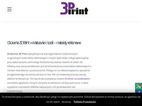 Www.3dprint.com.pl