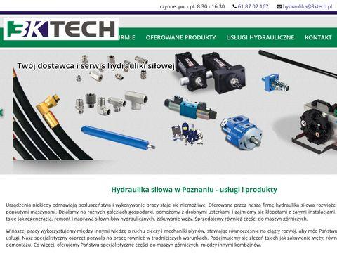Zakuwanie w臋偶y - hydraulika si艂owa 3KTech
