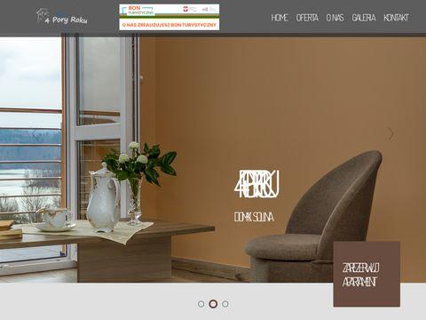 Apartament w Polańczyku
