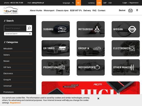Części Subaru Impreza, części Mitsubishi Lancer
